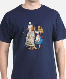 ALICE & THE WHITE QUEEN T-Shirt