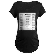 4-andrewshirt Maternity T-Shirt