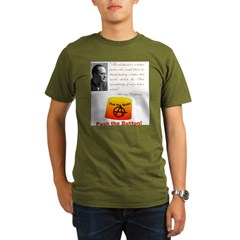 Rothbard's Button T-Shirt