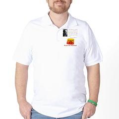 Rothbard's Button Golf Shirt