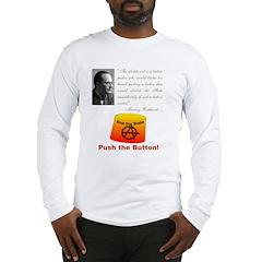 Rothbard's Button Long Sleeve T-Shirt