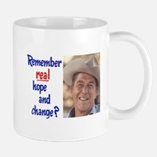 real hope and change Mug
