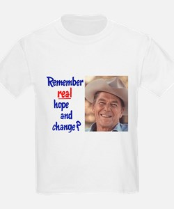real hope and change T-Shirt