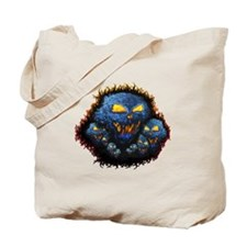 Fire guy Tote Bag
