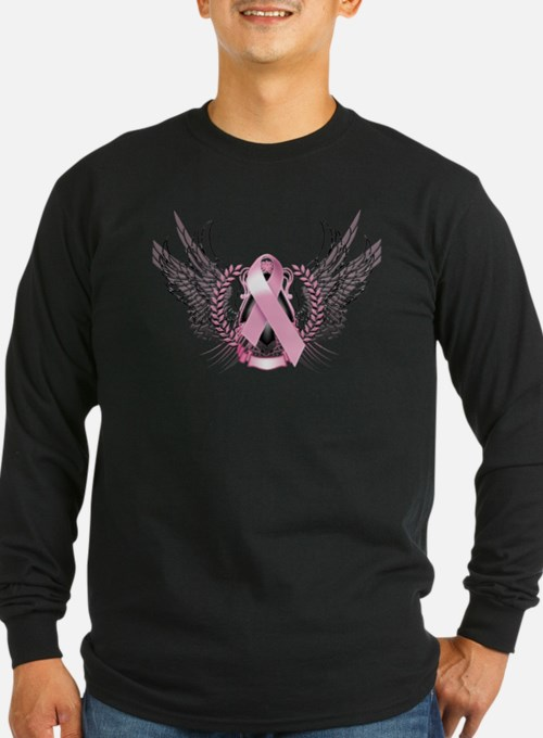 Awareness Tribal Pink T