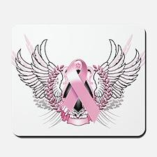 Awareness Tribal Pink Mousepad