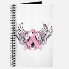 Awareness Tribal Pink Journal