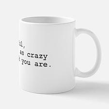 careful mug