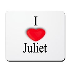 Juliet Mousepad
