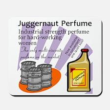 Juggernaut Perfume Mousepad