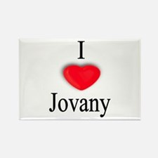 Jovany Rectangle Magnet