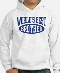 World's Best Brother Hoodie