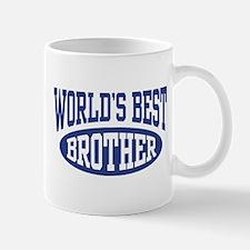 World's Best Brother Mug