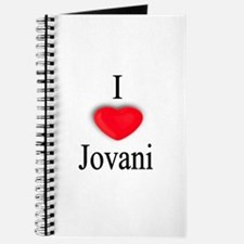 Jovani Journal