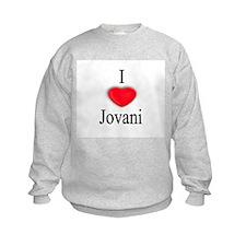 Jovani Sweatshirt