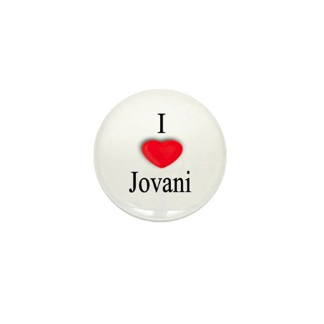 Jovani Mini Button