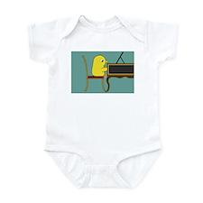 Dolfdang Dadadeus Dozart Infant Bodysuit