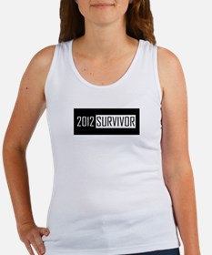 2012 Survivor - Women's Tank Top