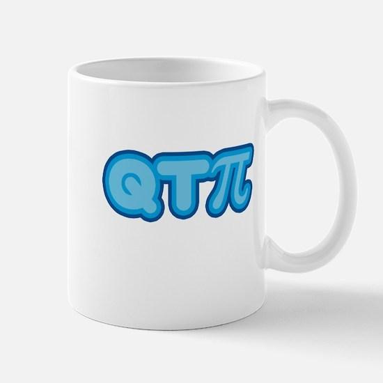 QTPi (blue) Mug