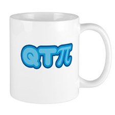 QTPi (blue) Small Mug