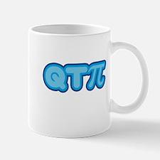 QTPi (blue) Small Small Mug