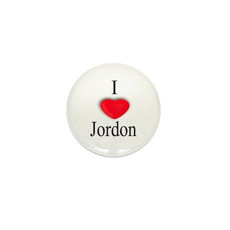 Jordon Mini Button