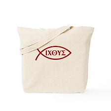 Cute Christos Tote Bag