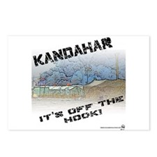 Kandahar is Off the Hook Postcards (Package of 8)