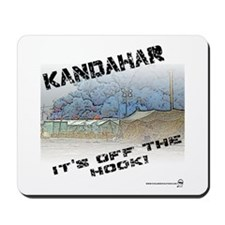 Kandahar is Off the Hook Mousepad