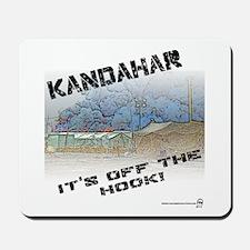Kandahar is Off the Hook Mousepad