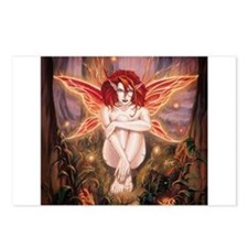 Ruth Thompson's Ember Faerie Postcards (Package of