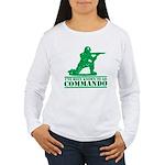 Commando Women's Long Sleeve T-Shirt