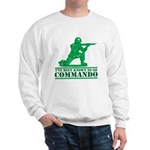 Commando Sweatshirt