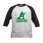 Commando Kids Baseball Jersey