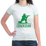 Commando Jr. Ringer T-Shirt