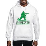 Commando Hooded Sweatshirt