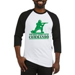 Commando Baseball Jersey