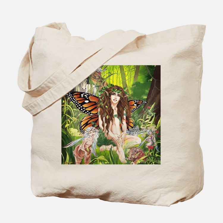 Ruth Thompson's Terra Faerie Tote Bag