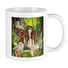 Ruth Thompson's Terra Faerie Mug