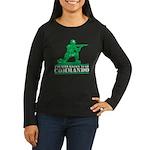 Commando Women's Long Sleeve Dark T-Shirt