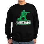 Commando Sweatshirt (dark)