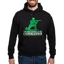 Commando Hoodie