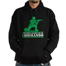 Commando Hoody