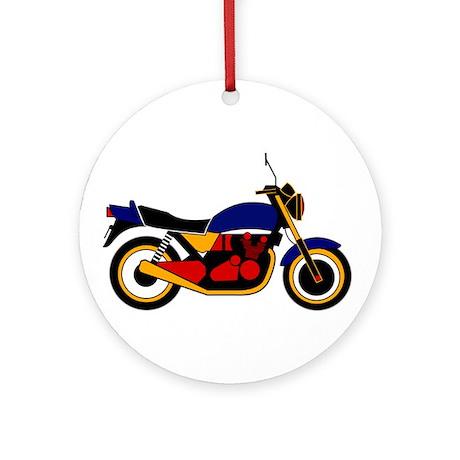Vintage Cars Ornament (Round)