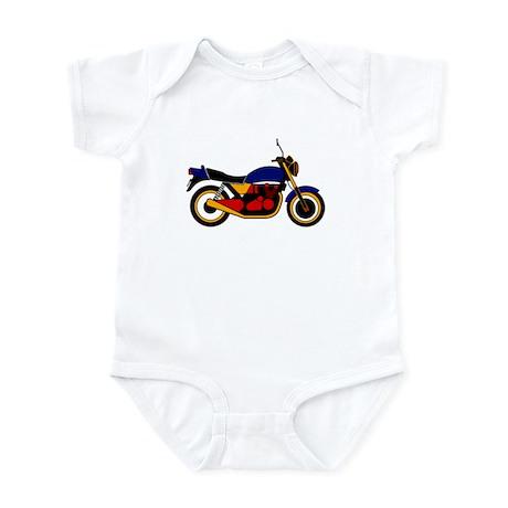 Vintage Cars Infant Bodysuit