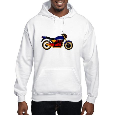 Vintage Cars Hooded Sweatshirt