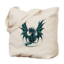 Ruth Thompson's Jade Dragon Tote Bag