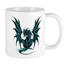 Ruth Thompson's Jade Dragon Mug