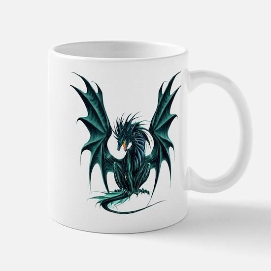Ruth Thompson's Jade Dragon Mug