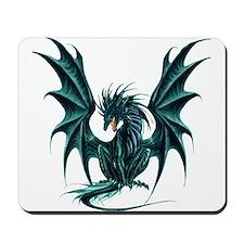 Ruth Thompson's Jade Dragon Mousepad